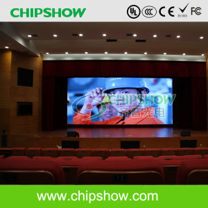 Chipshow P6 Indoor Full Color LED Advertising Display pictures & photos