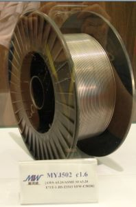 Myj502L Series Hi-Tech Welding Materials