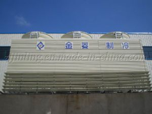 JFT Series Counter Flow Square Water Cooling Tower (JFT-300L) pictures & photos