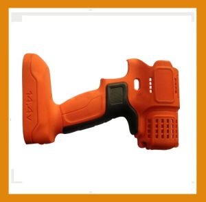 Double Color Mold for Handle of Electric Tool pictures & photos