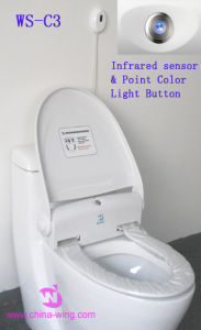 Sensor Sanitary Toilet Seat