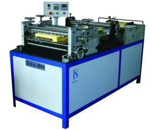 Roll Pleating Machine