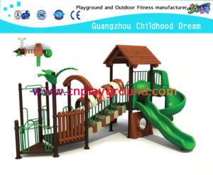 Forest Tree Roof Children Play Sets Outdoor Playground (M11-02002) pictures & photos