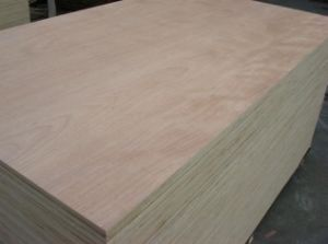 China 15mm -Commercial Plywood