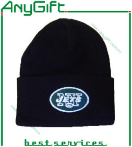 Beanie Hat with Customized Color and Logo- 4 pictures & photos