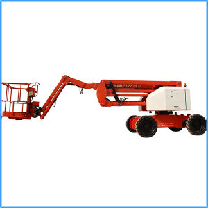 17m Hydraulic Pressure Articulated Boom Lift