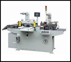 Flatbed Label Die Cutter Machine and Hot Stamping Machine pictures & photos