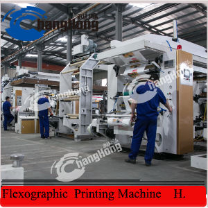 Best 4-Colors Flexographic Printing Machine pictures & photos