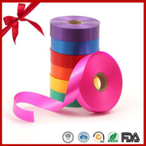 Christmas Decorative Red Polyester Curling Ribbon for Balloon pictures & photos