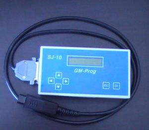 Gm Prog Odometer Correction Tool, Gm Prog, Mileage Correction Tool. (F005)