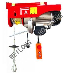 220V Mini Electric Hoist (PA200)
