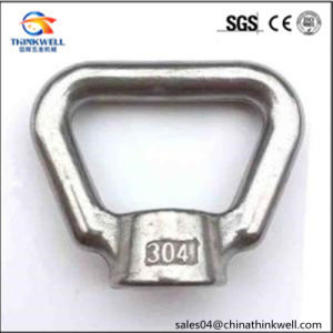 OEM Forged Customized Stainless Steel Wing Nut pictures & photos
