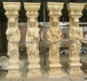 Roman Column (BJ-SCULPTURE0045) pictures & photos