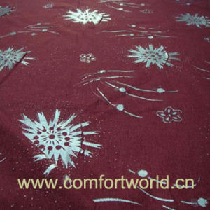 Silver Printing Sofa Fabric (SHSF01022) pictures & photos