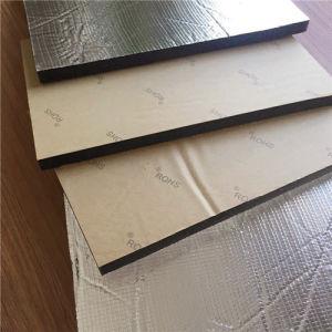 Al-Foil Open Cell EPDM Foam for Construction pictures & photos