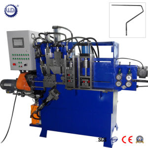 Automatic Hydraulic Steel Brush Roller Handle Making Machine pictures & photos