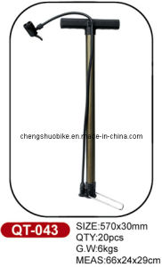 Good Use Bicycle Pump Qt-043 on Sale pictures & photos