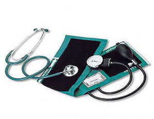 Aneroid Sphygmomanometer with Dual Head Stethoscope Sw-As14 pictures & photos