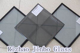 4-10mm Temperable Low E Glass for Building (JINBO) pictures & photos