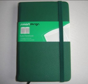 OEM Leather Notebook pictures & photos