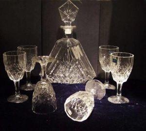 Home Decorations-Wine Glass Set