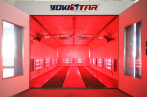 China Auto Car Paint Booth Infrared Curing Lamps Heating