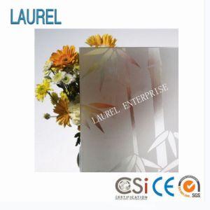 3mm, 4mm, 5mm, 5.5mm Clear RH Acid-Etched Glass (YRG2013010)