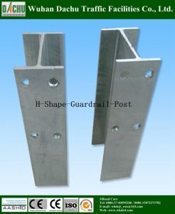 Highway Guardrail Steel Line Post pictures & photos