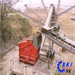 Mini Stone Impact Crusher with Cost Price Popolar in Abroad pictures & photos