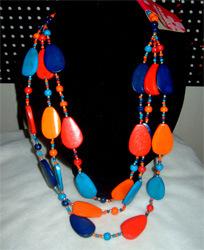 Fashion Bone Necklace (033-90)