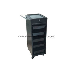 High Quality Metal Salon Trolley (HQ-A099) pictures & photos