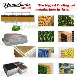 10% Bargin for Greenhouse Evaporative Cooling Pads pictures & photos