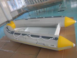 Rigid Inflatable Boat Aluminium Hull pictures & photos