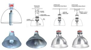 Hight-Power Energy-Saving Lamp Series