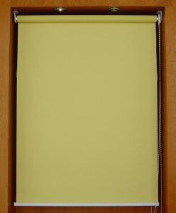 Blue / Grey Tc Fabric Roller Blinds Fire - Retardant for Commercia pictures & photos