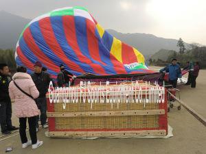 15 Persons Hot Air Balloon, Large Hot Air Balloon, High Quality Balloon