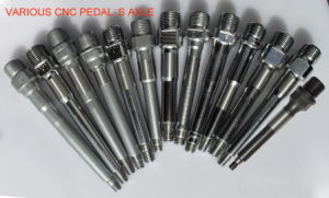 CNC Pedal Axles