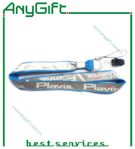 Woven Lanyard with Customized Logo (LAG-LY-08) pictures & photos