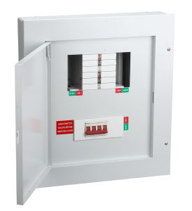 Three Phase Metal Distribution Board