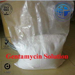 Pharmaceutical Raw Material CAS 1405-41-0 Gentamycin Solution pictures & photos