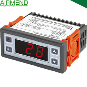 Temp Controller (STC-200+) for Cold Storage, Direct Cooling Cabinet, Water Chiller, Seafood Machine