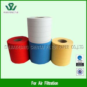 Heavy Duty Air Filter Paper (CA-A2120-Y07-C)