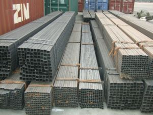 Q195 Q215 Q235 Q345 Welded Square Steel Pipe pictures & photos