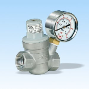 1+2 Water Pressure Reducing Valve (CY11X) pictures & photos