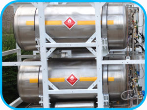 LNG Gas Cylinder (450L*2) for Vehicle pictures & photos