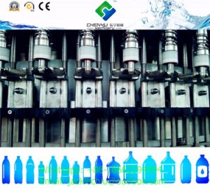 6000bph Juice Bottle Washer Filler Capper pictures & photos