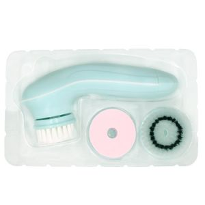 Electric Sonic Silicone Facial Cleansing Brush pictures & photos