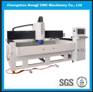 Horizontal 3-Axis CNC Glass Machine for Edging Shaped Glass pictures & photos
