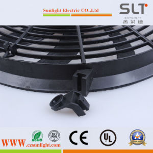 Electric Exhaust Condenser Cooling Radiator Fan for Cars pictures & photos
