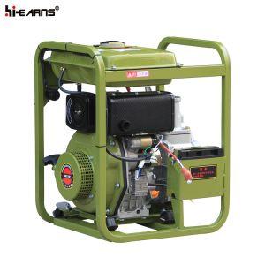 False 3 Inch Diesel Water Pump E-Start Red Color (DP30E) pictures & photos